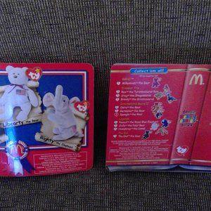 TY McDonalds Other - TY McDonalds Teenie Beanie Babies set of 2